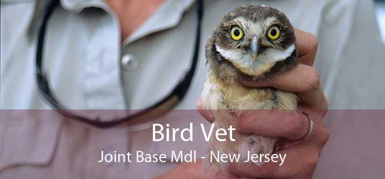 Bird Vet Joint Base Mdl - New Jersey