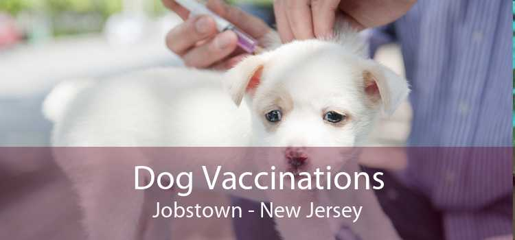 Dog Vaccinations Jobstown - New Jersey